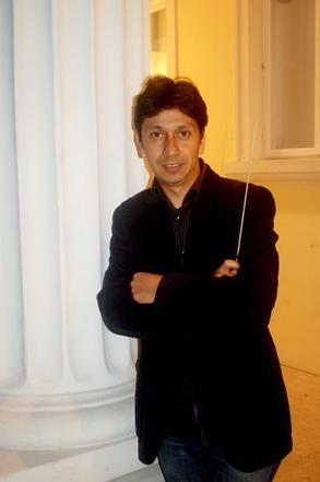 Luis Carlos Muñoz Segovia. Dirigent