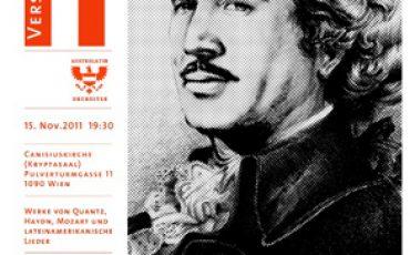 Gründungskonzert Austrolatin Orchester