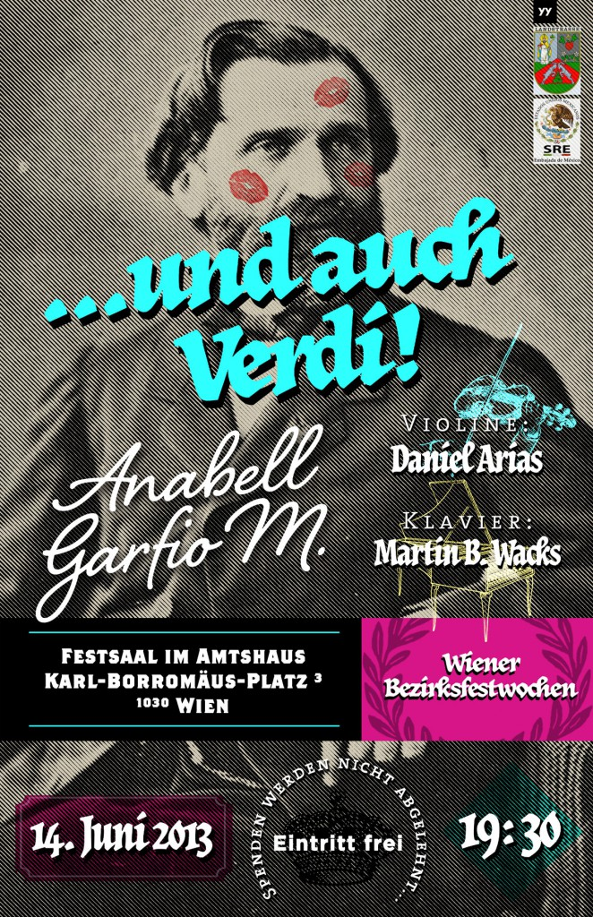 ...und auch Verdi!