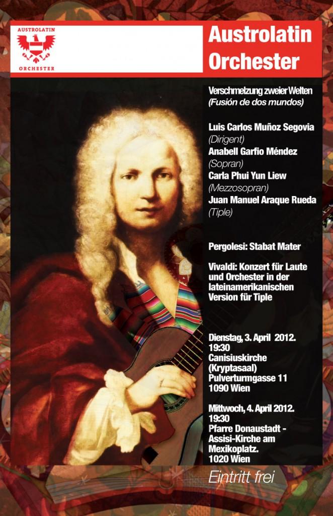Vivaldi-Konzert Austrolatin Orchester