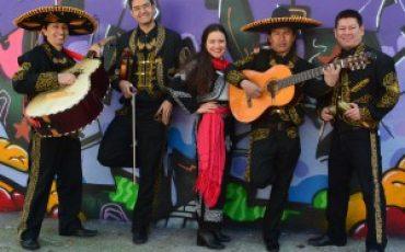 Sol Latino: original MARIACHI (und andere mexikanische sowie lateinamerikanische Lieder) in Wien / Viena, Österreich / Austria