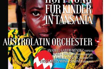 Stern der Hoffnung Austrolatin Orchester Konzert
