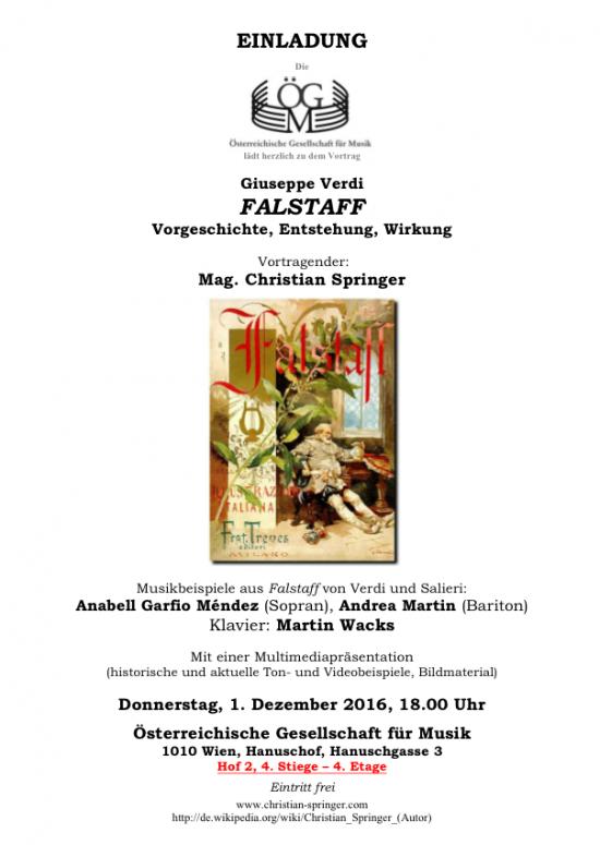 Falstaff Verdi