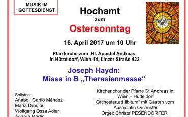 Haydn Theresienmesse