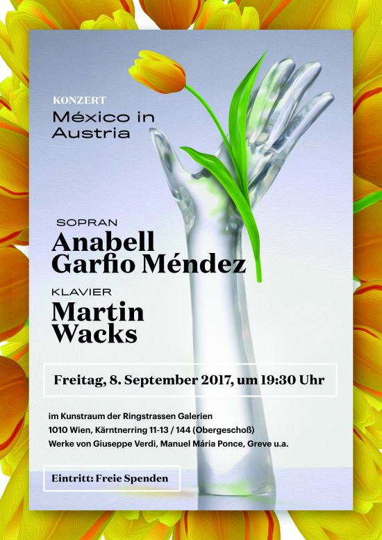 Mexico in Austria 2017 Ringstrassen Gallerien