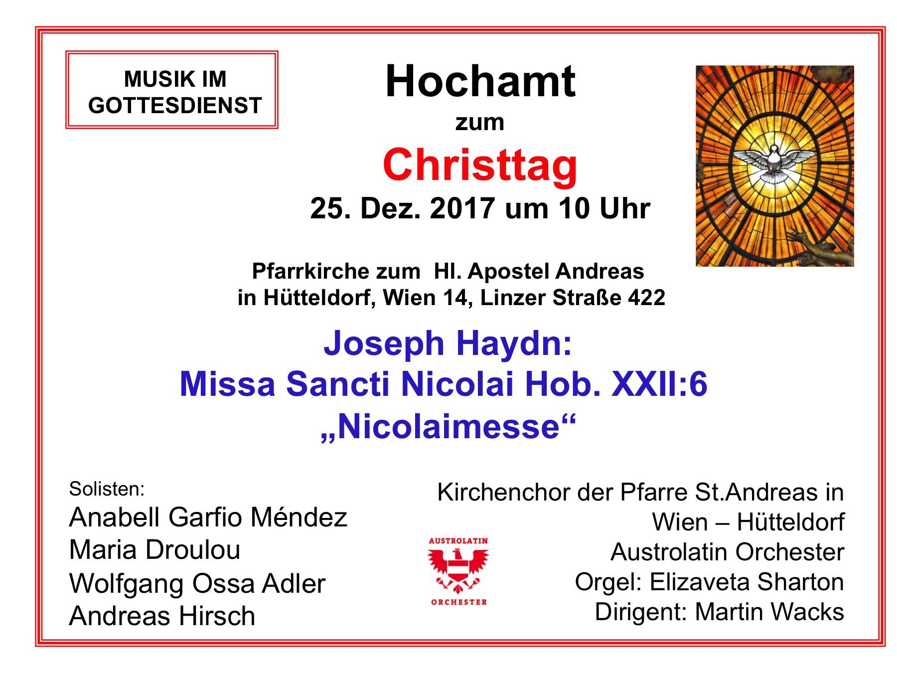 Missa Sancti Nicolai – Haydn