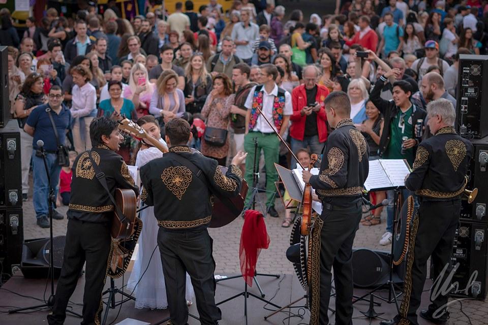 Fiesta zur Maria de Guadeloupe mit Sol latino im Tin-Tan 12. Dezember