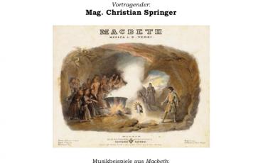 Springer Verdi Macbeth