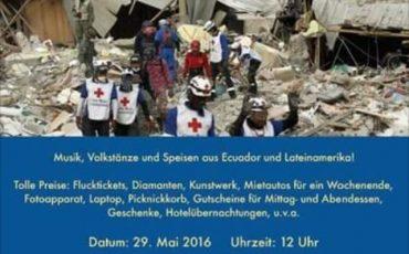 Cantamos unidos para Ecuador