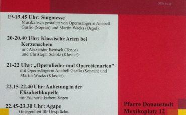 """""""Opernlieder und Operettenarien"""""""