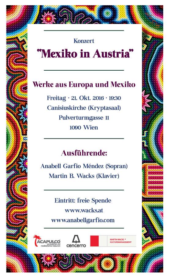 Mexiko in Austria