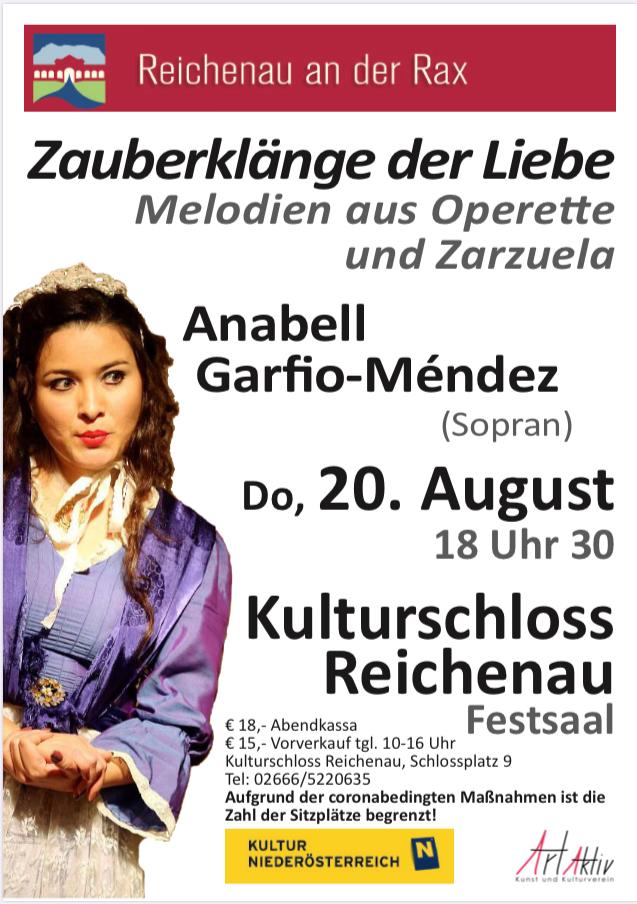Zauberklänge der Liebe – Reichenau